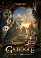Legend of the Guardians: The Owls of Ga'Hoole - Spanish Movie Poster (xs thumbnail)