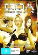 Dead Or Alive - Australian DVD cover (xs thumbnail)