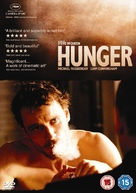 Hunger - British Movie Cover (xs thumbnail)