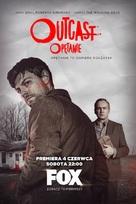 """Outcast"" - Polish Movie Poster (xs thumbnail)"