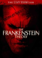 The Frankenstein Theory - DVD cover (xs thumbnail)