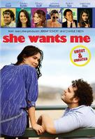 She Wants Me - DVD cover (xs thumbnail)