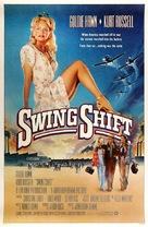 Swing Shift - Movie Poster (xs thumbnail)