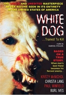 White Dog - DVD cover (xs thumbnail)