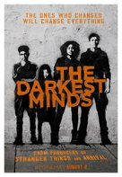 The Darkest Minds - Singaporean Movie Poster (xs thumbnail)