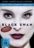 Black Swan - German Blu-Ray cover (xs thumbnail)