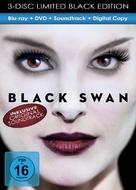 Black Swan - German Blu-Ray movie cover (xs thumbnail)