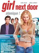The Girl Next Door - French Movie Poster (xs thumbnail)