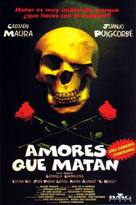 Amores que matan - Spanish Movie Cover (xs thumbnail)