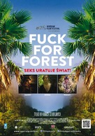 Fuck for Forest - Polish Movie Poster (xs thumbnail)