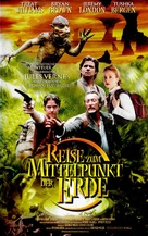 Journey to the Center of the Earth - German VHS cover (xs thumbnail)