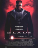 Blade - Spanish Movie Poster (xs thumbnail)