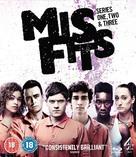 """Misfits"" - British Blu-Ray movie cover (xs thumbnail)"