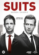 """Suits"" - Dutch DVD movie cover (xs thumbnail)"