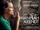 Hannah Arendt - British Movie Poster (xs thumbnail)