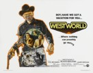 Westworld - Theatrical movie poster (xs thumbnail)