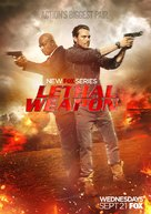 """Lethal Weapon"" - Movie Poster (xs thumbnail)"