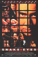 Snake Eyes - Movie Poster (xs thumbnail)