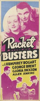 Racket Busters - Re-release poster (xs thumbnail)