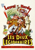Beau Hunks - French Movie Poster (xs thumbnail)