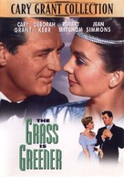 The Grass Is Greener - DVD movie cover (xs thumbnail)