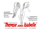 Therese and Isabelle - British Movie Poster (xs thumbnail)