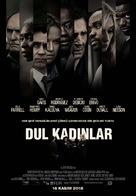 Widows - Turkish Movie Poster (xs thumbnail)