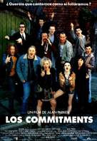 The Commitments - Spanish Movie Poster (xs thumbnail)