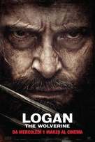 Logan - Italian Movie Poster (xs thumbnail)