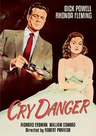Cry Danger - DVD cover (xs thumbnail)