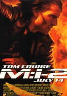 Mission: Impossible II - Thai Movie Poster (xs thumbnail)