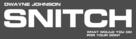 Snitch - Logo (xs thumbnail)