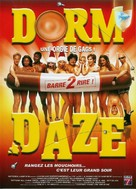 Dorm Daze - French Movie Cover (xs thumbnail)