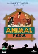 Animal Farm - British DVD cover (xs thumbnail)