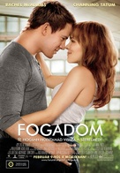 The Vow - Hungarian Movie Poster (xs thumbnail)