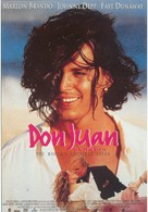 Don Juan DeMarco - German Movie Poster (xs thumbnail)