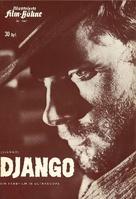 Django - German poster (xs thumbnail)