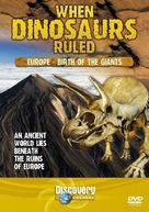 """When Dinosaurs Ruled"" - British DVD cover (xs thumbnail)"