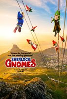 Sherlock Gnomes - South African Movie Poster (xs thumbnail)