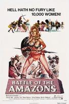 Le amazzoni - donne d'amore e di guerra - Movie Poster (xs thumbnail)