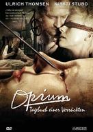 Ópium: Egy elmebeteg nö naplója - Swiss Movie Cover (xs thumbnail)