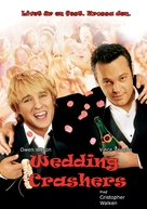 Wedding Crashers - Swedish DVD movie cover (xs thumbnail)