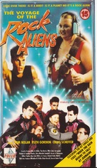Voyage of the Rock Aliens - British Movie Cover (xs thumbnail)