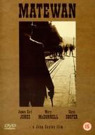 Matewan - British DVD movie cover (xs thumbnail)