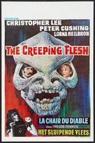 The Creeping Flesh - Belgian Movie Poster (xs thumbnail)