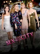 Sex and the City - Key art (xs thumbnail)