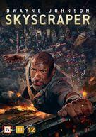 Skyscraper - Danish Movie Cover (xs thumbnail)