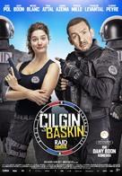 Raid dingue - Turkish Movie Poster (xs thumbnail)