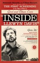 Inside Llewyn Davis - poster (xs thumbnail)
