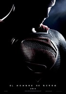 Man of Steel - Spanish Movie Poster (xs thumbnail)